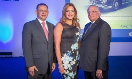 Gabriel Castro Dolores Pozo Perello y Ing. Ernesto Izquierdo