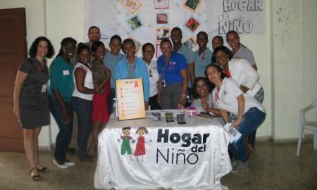Hogar del Niño Día Mundial del SIDA