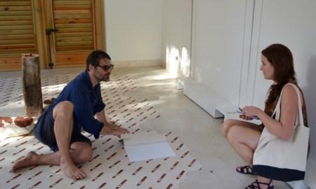 Paolo Chiasera Davidoff Art Residency