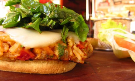 Featured Image Onno's Veggie Burger