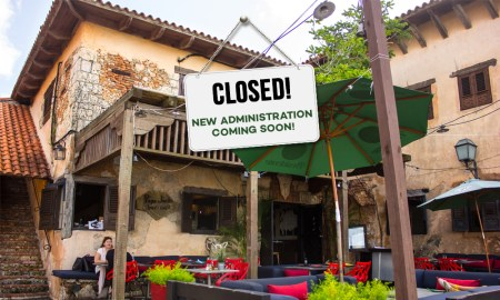 Papa Jack's Closed