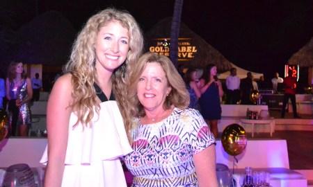 Praia New Year's Eve Party at Minitas, 2015