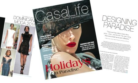 Cover CASALIFE Holiday Issue