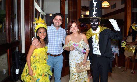 Hogar del Niño Weekend 2017 Dinner Party