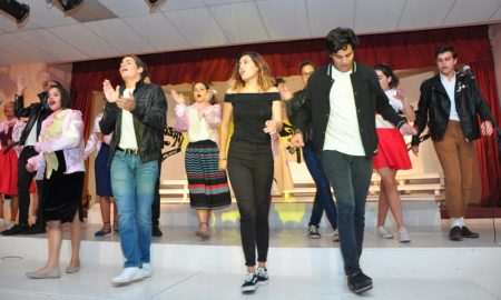 "Abraham Lincoln School presents ""Grease"""