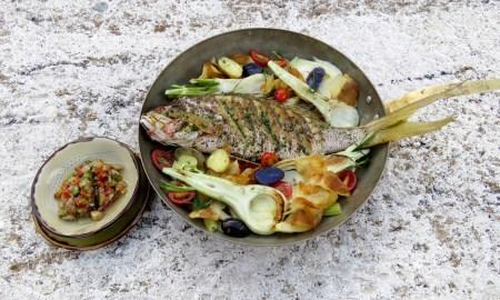 La Piazzetta new summer menu