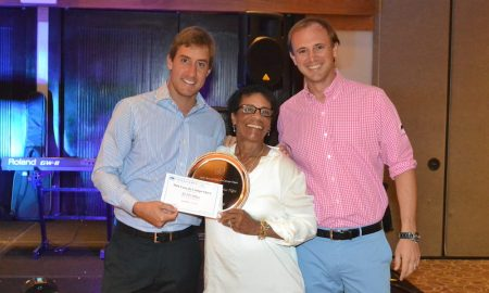 36th Casa de Campo Open awards ceremony