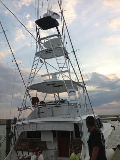 """Fishing vessel """"Uno Mas""""   2/3 Blue Marlin"""