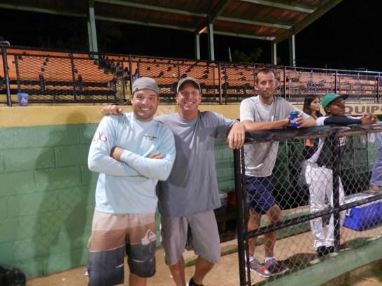 Matt, Rich and James
