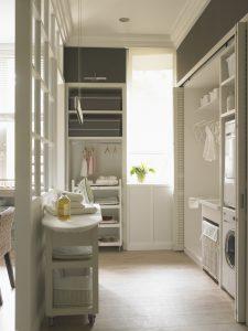 Espacios adicionales en la cocina despensas y cuartos de