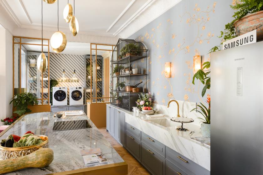 Las cocinas que nos enamoran en Casa Decor 2017