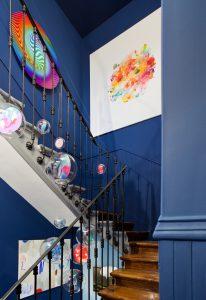 Distintos tonos de azul para pintar las paredes de tu casa