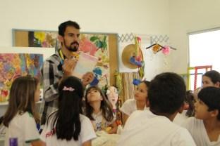 Artes visuais com Luiz Carvalho