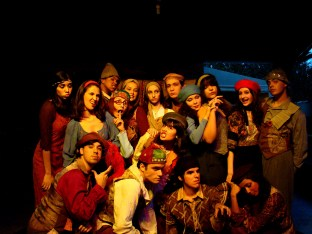2009 - Carpet show Conversas absurdas de Poetas