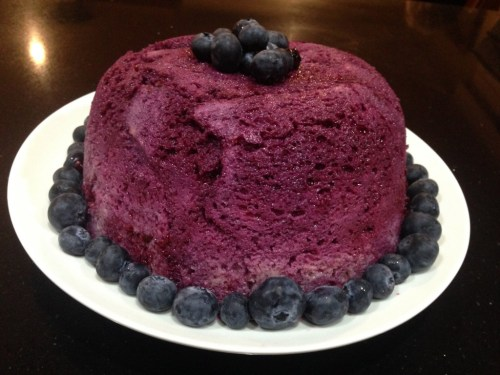 Alison Mitchell's Summer Berry Pudding