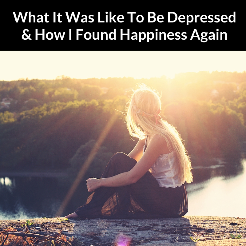 My Journey With Depression By Carolyn King