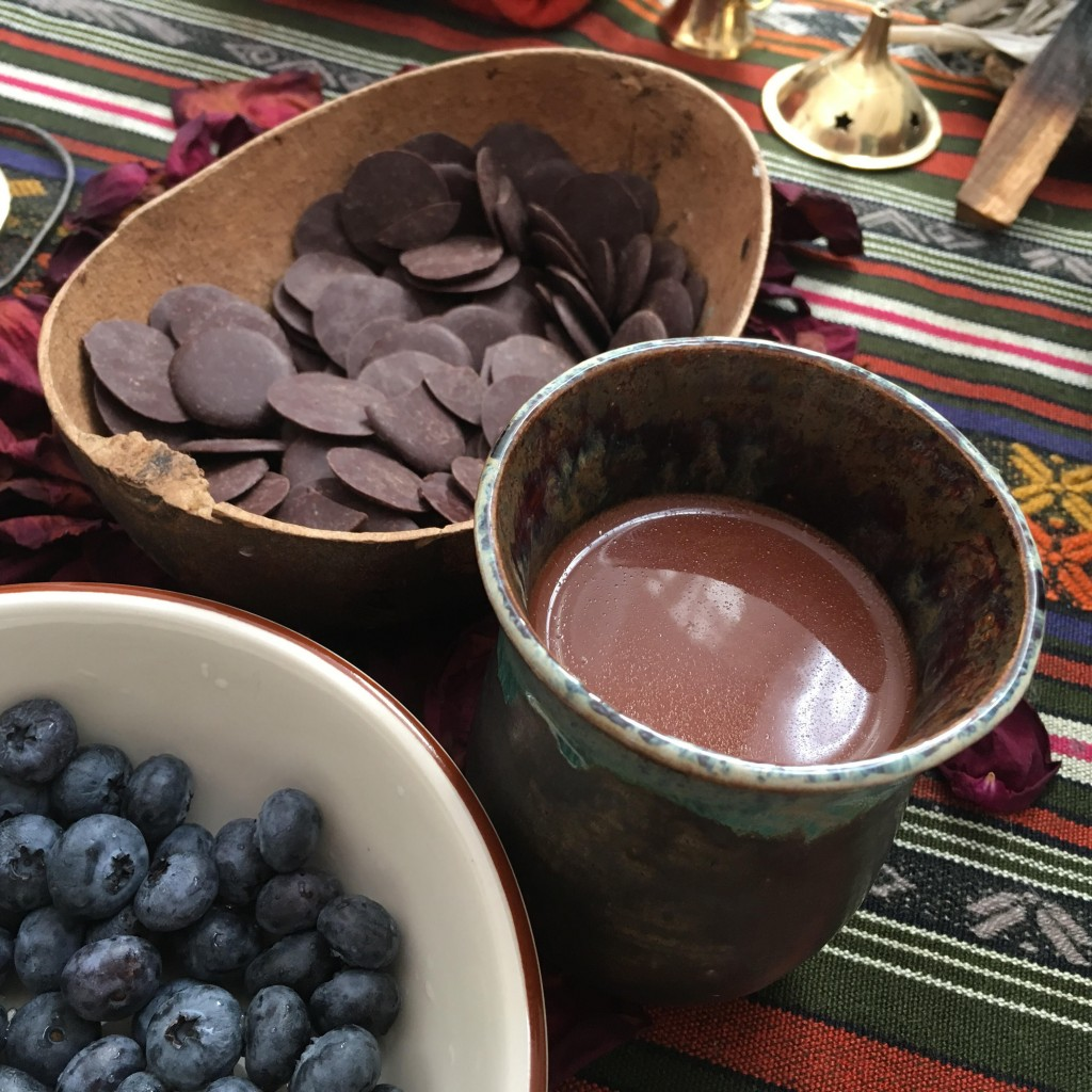 Drink the cacao