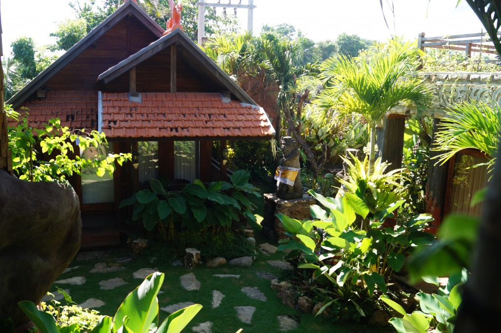seseh beach accomodation