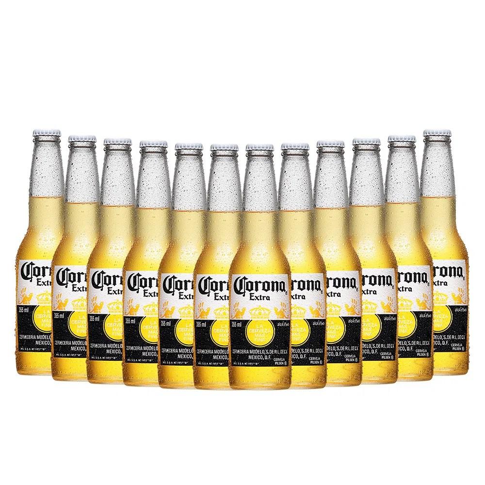 promoción 12 botellas corona