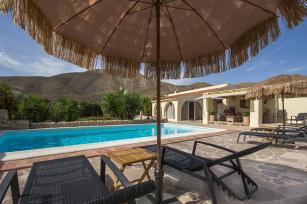 Casa de la Piña Zwembad uitzicht