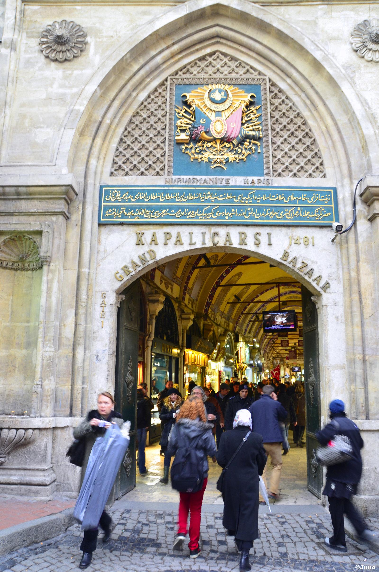 shopping a Istanbulcosa comprare al grand bazaar  LA CASA DELLADRY visita guidata e bb a