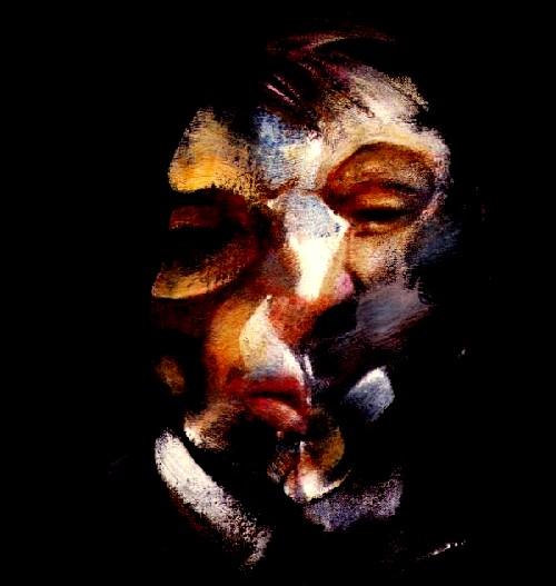 Francis Bacon, Autoritratto