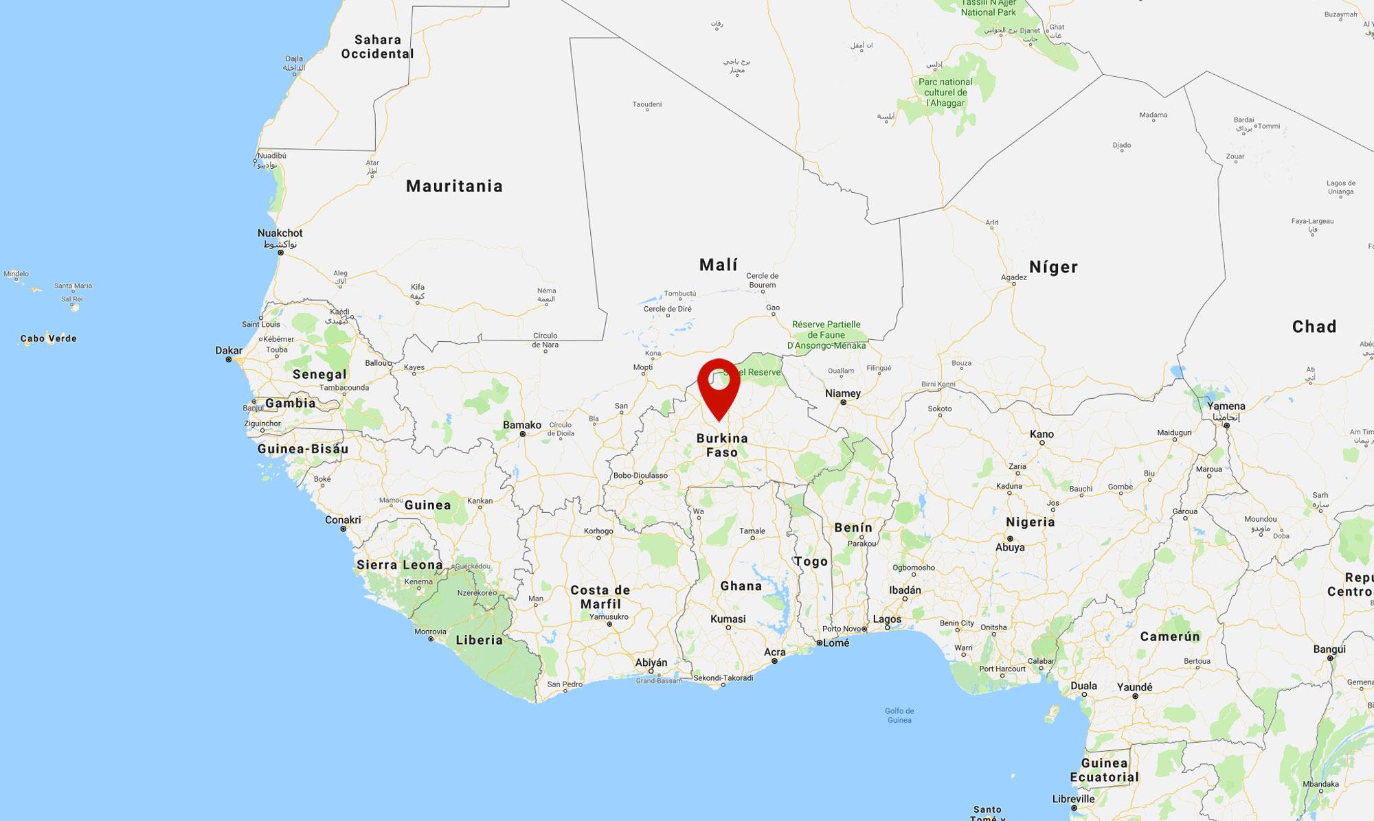 CASA-DELTIMPLE-LANZAROTE-Ubicacion-BURKINA-FASO