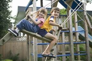 casa kids swinging
