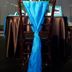 Wedding Chair Covers Montreal Serta Desk Warranty Casa D 39eramo Designing And Creating The Décor For Your