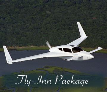 Click for Fly-Inn Package