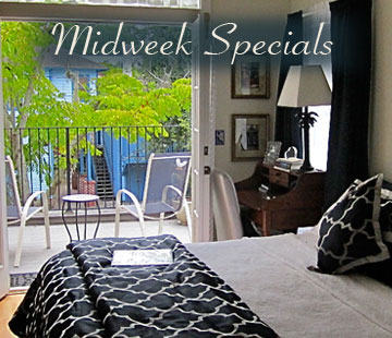 Click for Midweek Specials