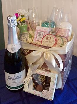 Gift Baskets Ala Carte Extras Massages
