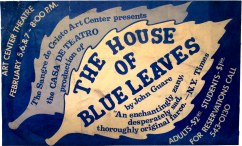 House of Blue Leaves - The Poster