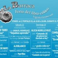 Feria del libro crítico en Logroño