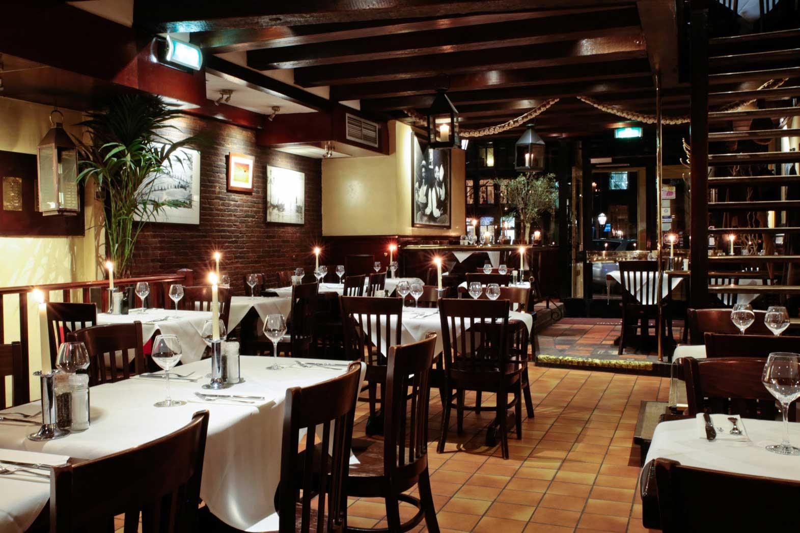 Casa di David  Italiaans restaurant Amsterdam