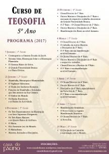 CursoTeosofia5Ano_Programa