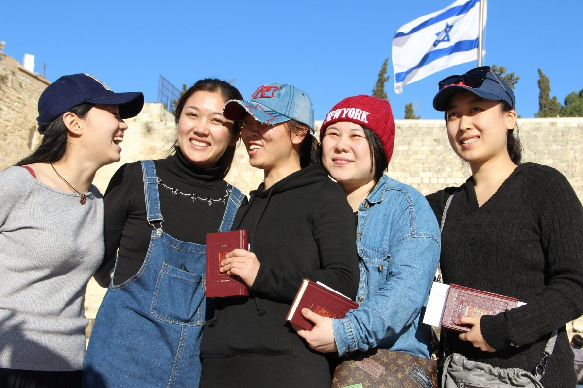 A fábula do vento e do sol e os judeus de Kaifeng