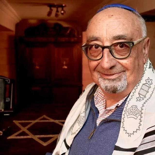 PERFIS DA SHAVEI ISRAEL: MIQUEL SEGURA AGUILO DE MALLORCA