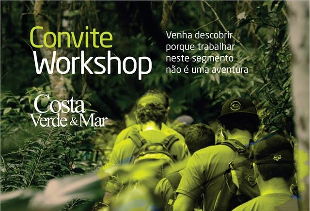 Workshop Ecoturismo Costa Verde Mar