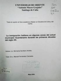 la-inmigracion-haitiana-en-algunas-zonas-del-actual-municipio-guantanamo-durante-las-primeras-decadas-del-siglo-xx