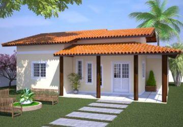 Fachadas de Casas Simples 50 Ideias Dicas e Projetos