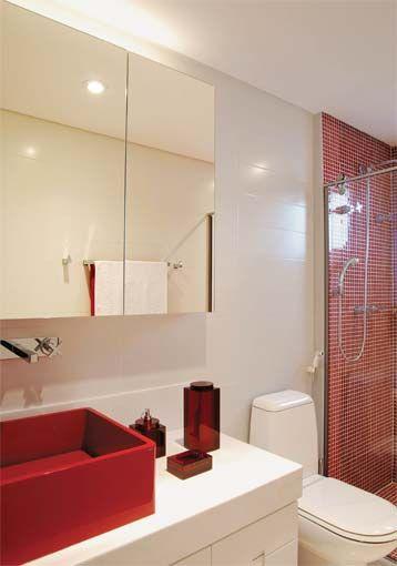 Banheiros Modernos  80 Decoraes Geniais com Dicas Inspiradoras