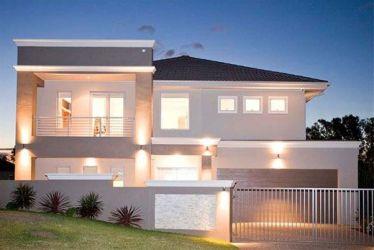 estilo casas casa americano beauty fachadas americana americanas modernas fachada interiores modelo sense moderna casaeconstrucao estilos garagem plantas luxo telhado