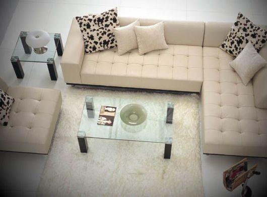 sofa cinza e almofadas coloridas stressless windsor high back 2 seater sofÁs modernos: 55 fotos modelos!