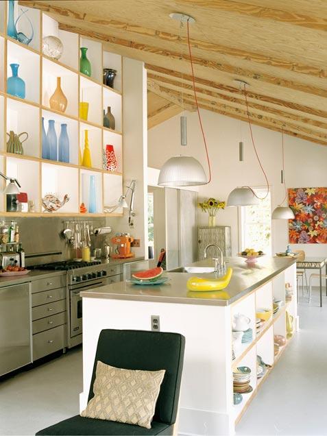 Nichos para cozinha 40 ideias de como usar na decorao
