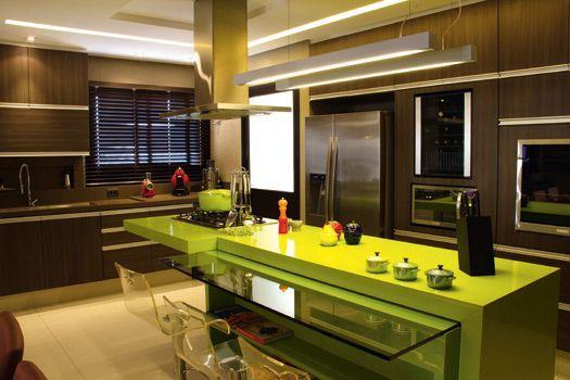 Bancada de cozinha 65 inspiraes para sua casa