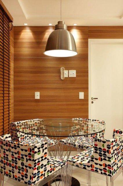 Mesa de Jantar Redonda veja como escolher e 40 fotos