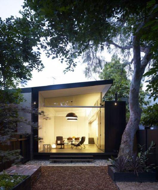 Casas Minimalistas 40 inspiraes de fachadas e interiores