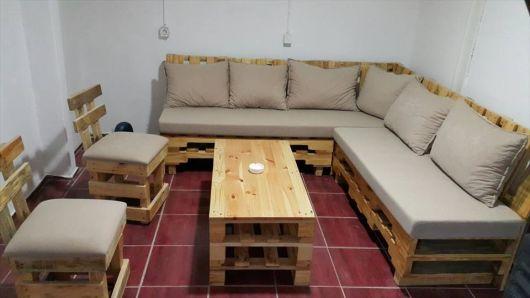 floral sectional sofa ethnic sofá de palete: modelos, preço e passo a passo!