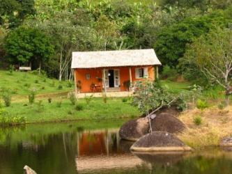 Casas na Roça / Rurais: 40 projetos simples lindos e